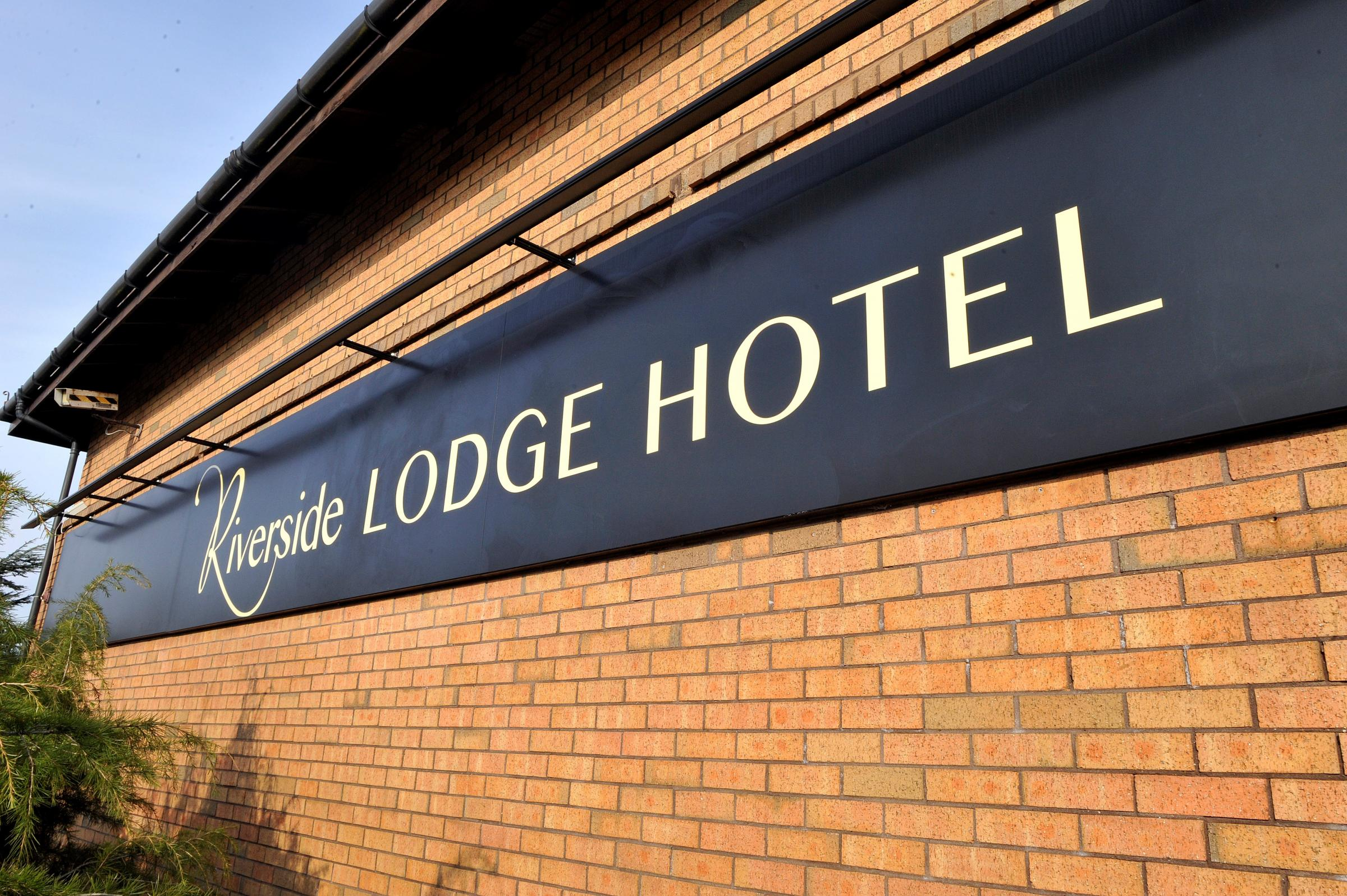 Hotel now rebranded as Riverside Lodge