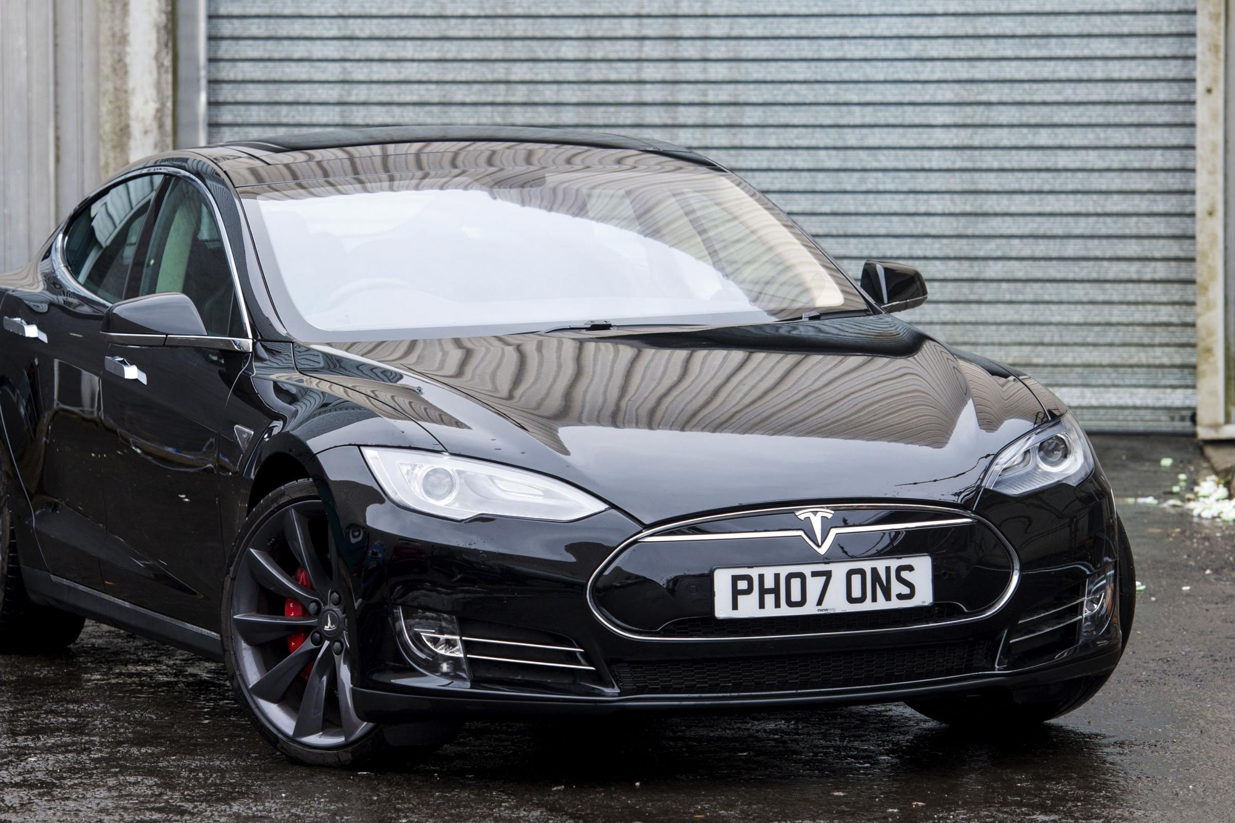 A Tesla has been donated to Glasgow Museums (CSG CIC Glasgow Museums/PA)
