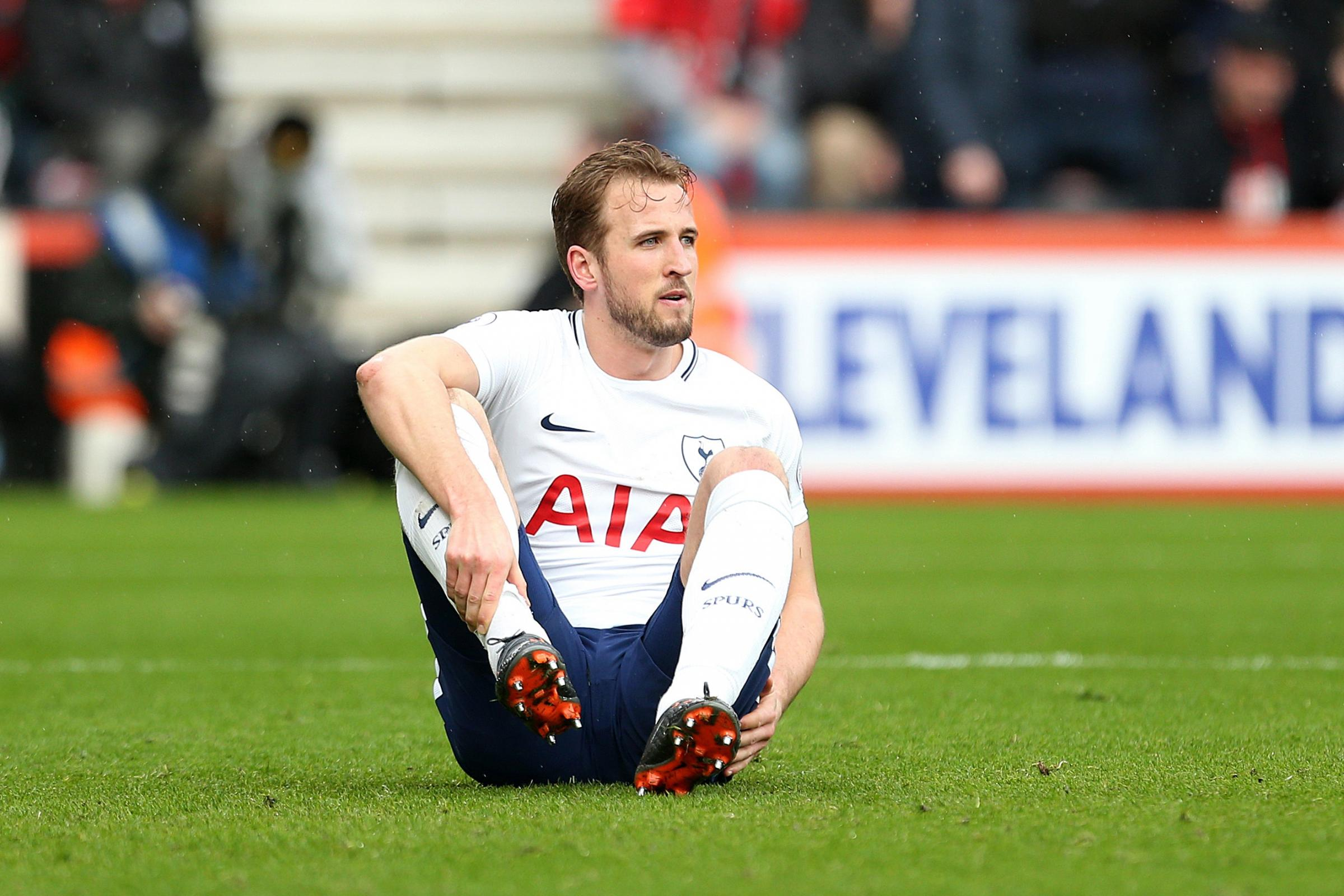 Tottenham are still waiting to find out the full extent of Harry Kane's injury (Steve Paston/EMPICS)