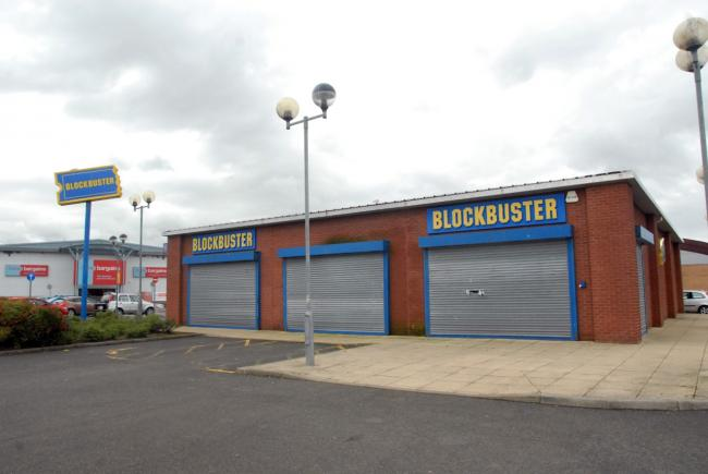 Plans to make former Blockbuster video store a food take-away
