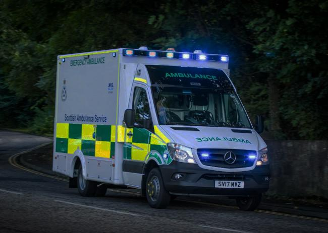 Alcohol caused at least 1,558 ambulance callouts