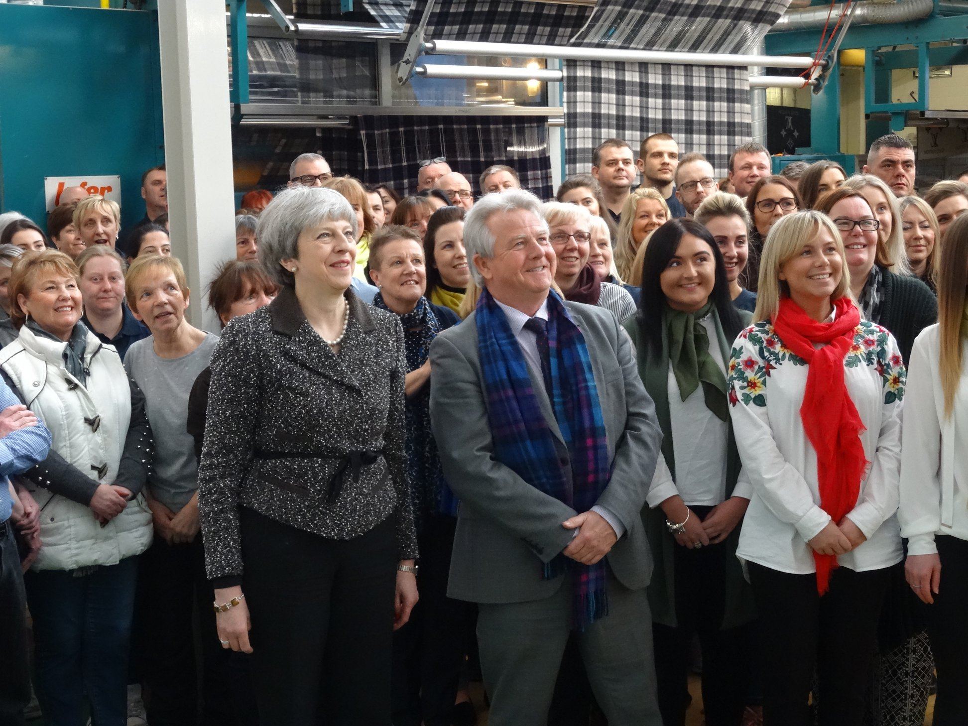 Theresa May's commitment to Ayrshire Growth Deal welcomed