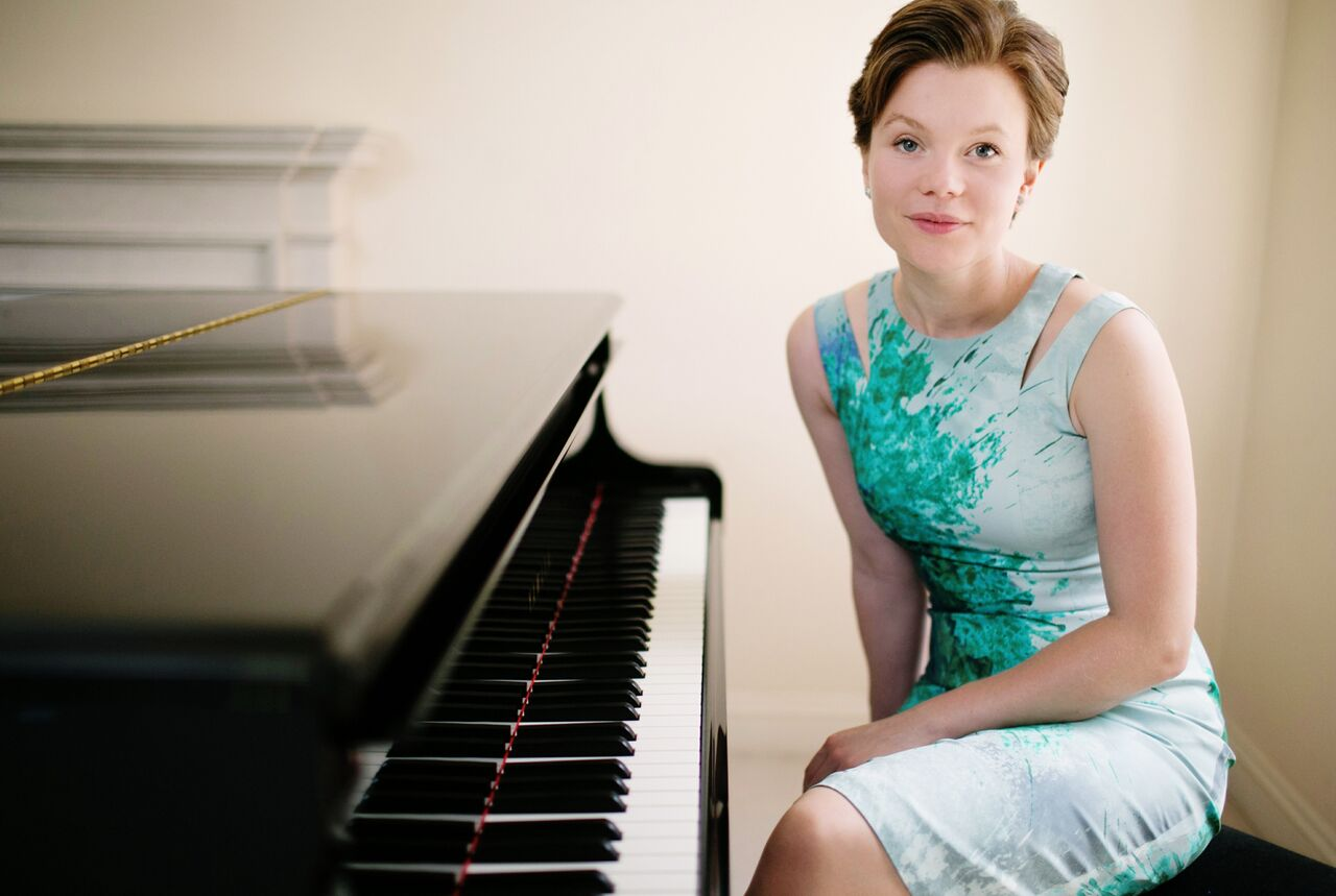 Clare Hammond, Piano Recital