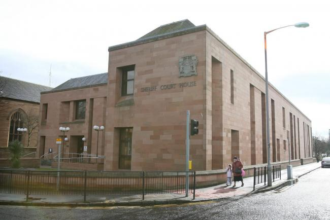 Kilwinning 22-year-old admits child porn charges