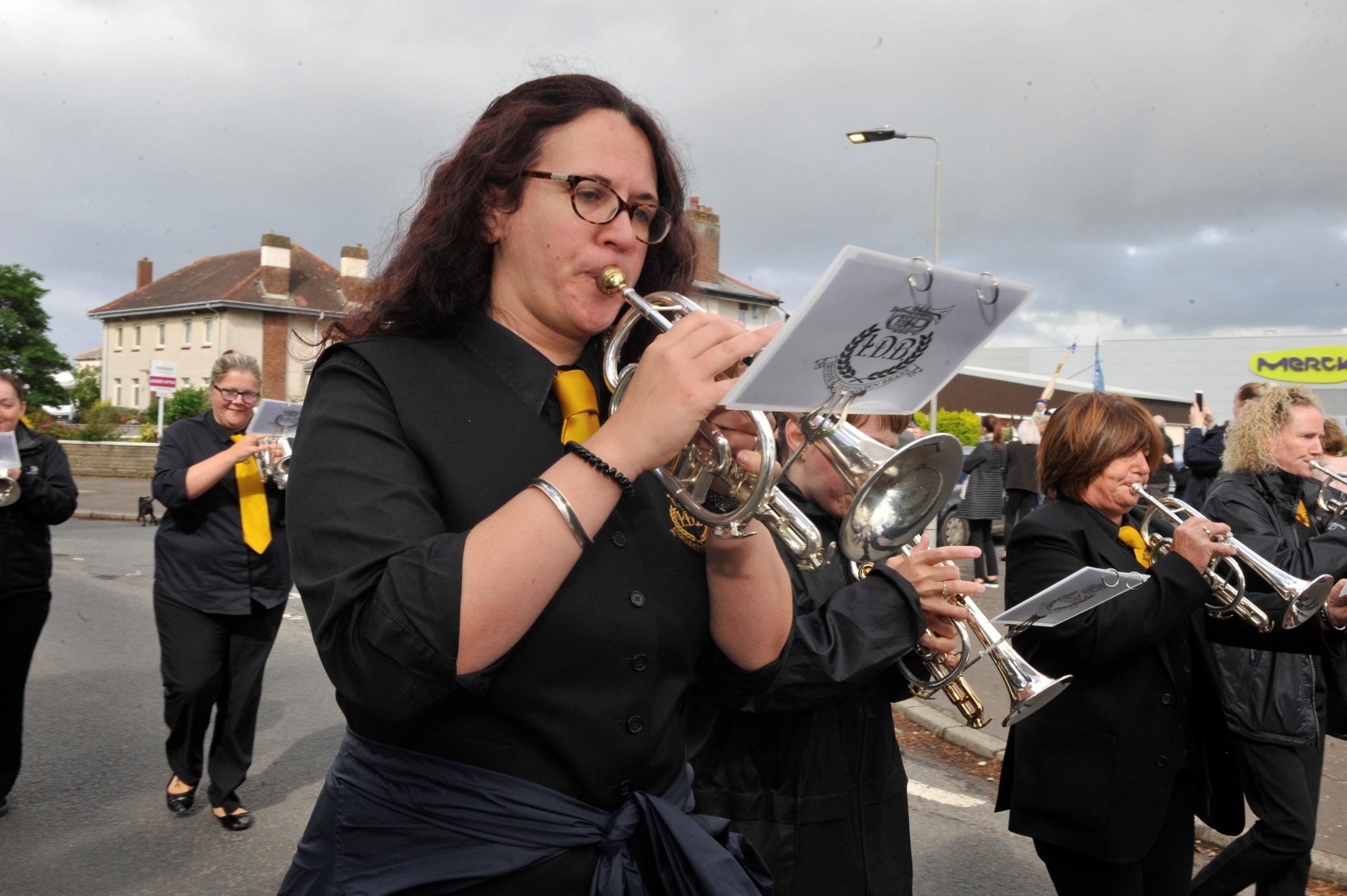 Irvine and Dreghorn Brass Band's big summer concert date