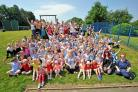 Springside Primary hold surprise party for Scotland's top head teacher