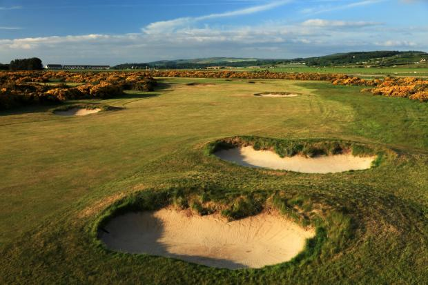 Irvine Times: King Robert the Bruce, 4th Hole