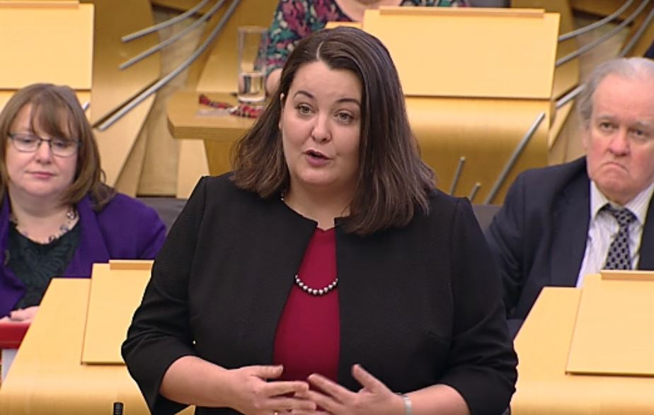 Irvine MSP calls for paid-leave for domestic abuse sufferers
