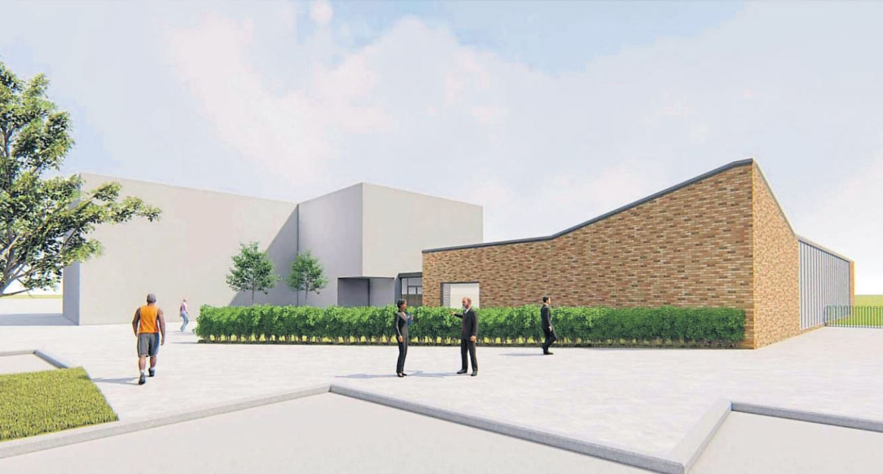 Green light given to Irvine's £5m Quarry Road sports hub