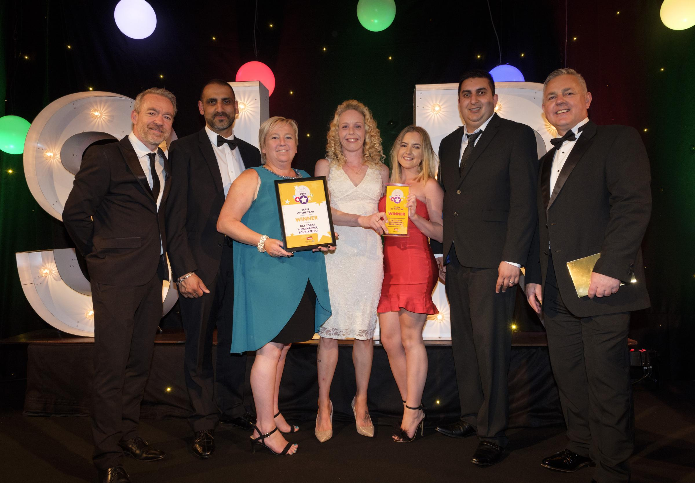 Bourtreehill Supermarket has top retail team in Scotland