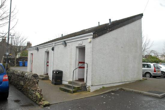 One in 20 public toilet closures in Britain took place in North Ayrshire