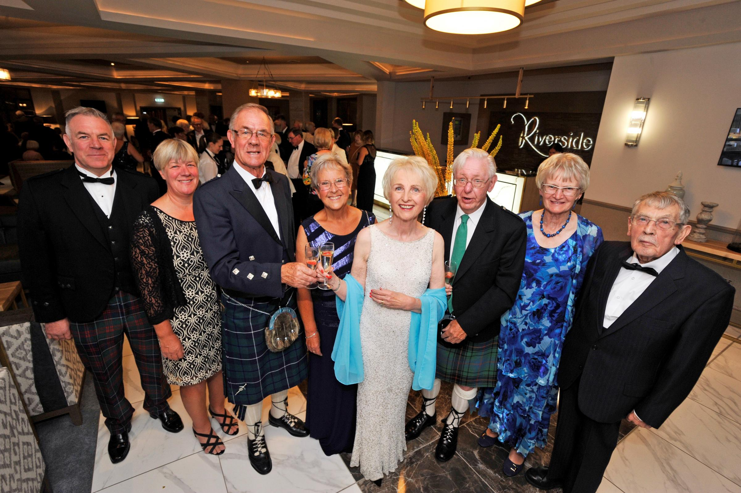 Dreghorn man raises more than £2,000 with 80th birthday fundraiser