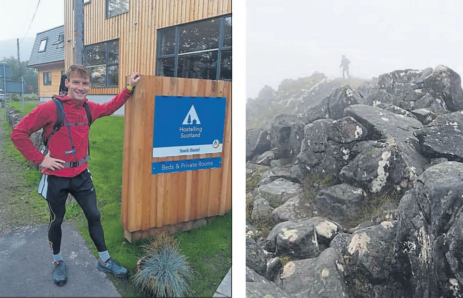 Fitness instructor Scott attempts 24 Munros in 24 hours