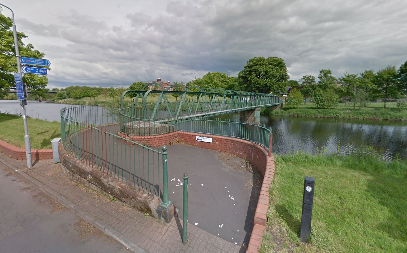 Low Green bridge back open after refurbishment work