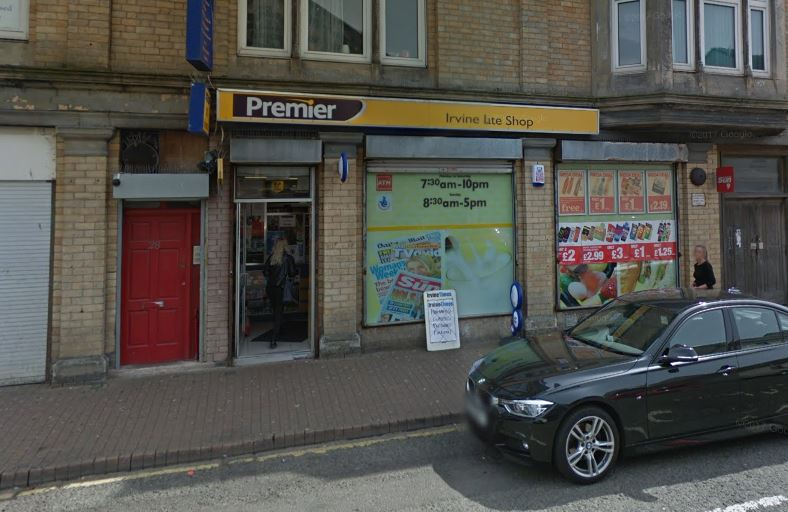 Off-licence boss failed to tell council about assault