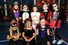 Annick Primary's fright night