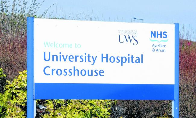 NHS Ayrshire nurse blundered with medication