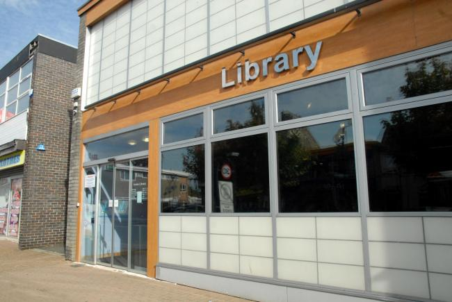 Support Irvine and Kilwinning's libraries and community centres
