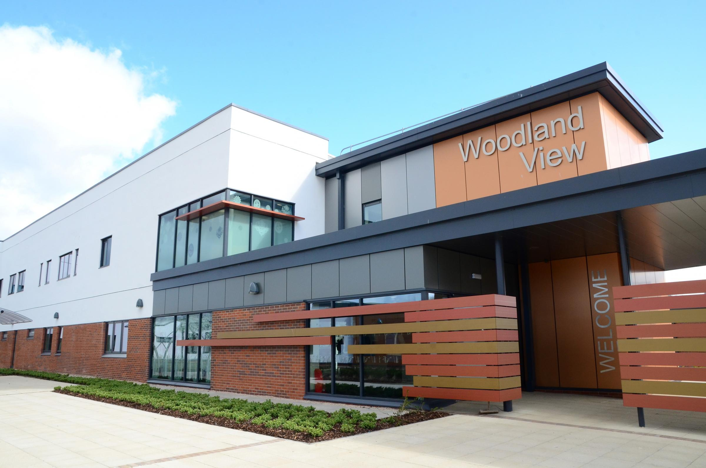 Nurse suspended for locking up Woodland View patient