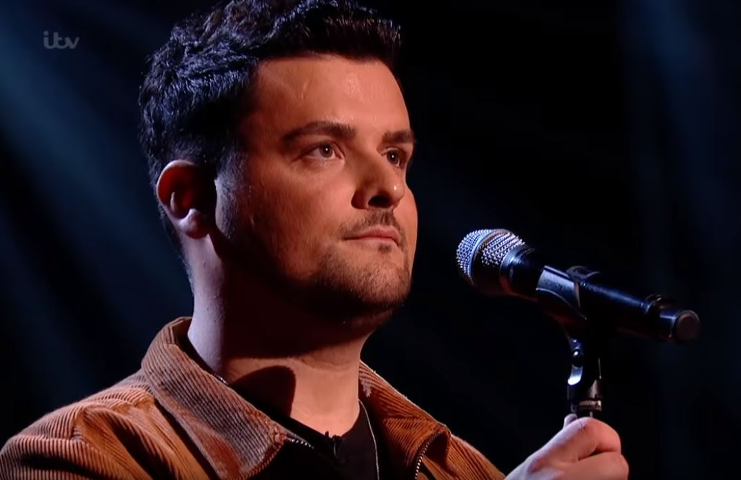 Irvine singer 'ecstatic' after wowing millions on The Voice