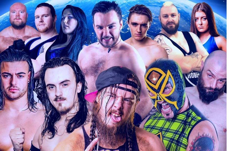 Pro-wrestling event coming to Pennyburn