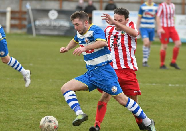 Kilwinning Rangers face another crunch clash with Largs.