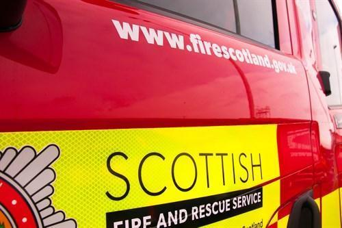 Fires in Clacks, Stirling and Fife have fallen to their lowest level in five years