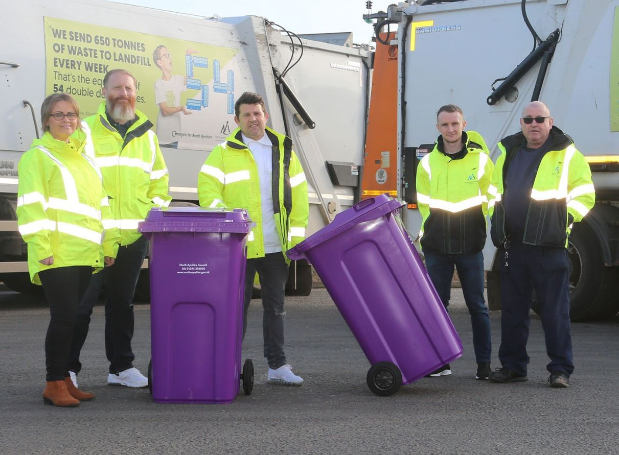 Residents reminded to put right stuff in bins