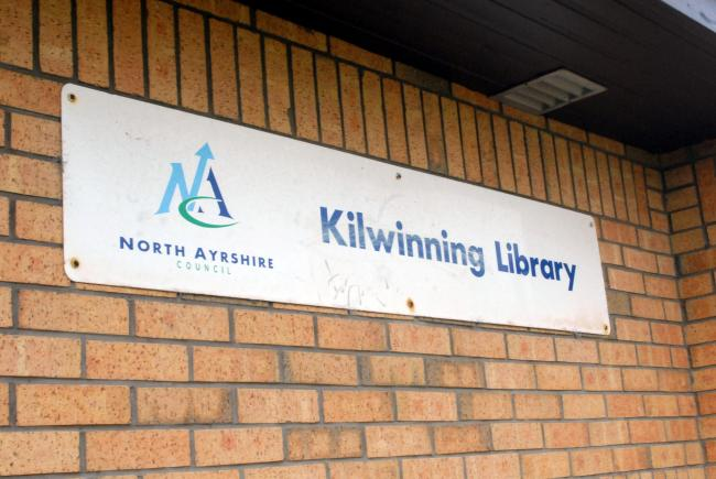Digital device advise available in Kilwinning library