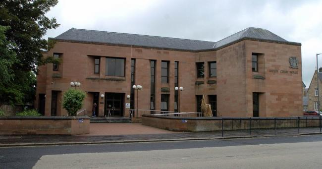 Kilwinning man caught with child and bestiality images banned from internet