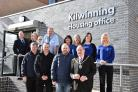 Kilwinning housing office now officially open