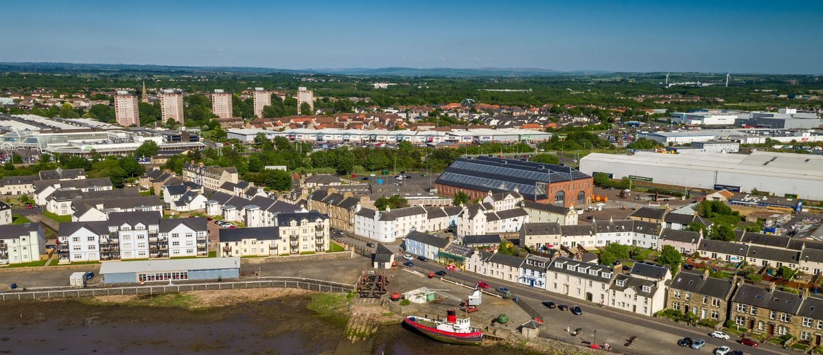 Council set to rubber stamp Ayrshire Growth Deal proposals for Irvine Harbourside