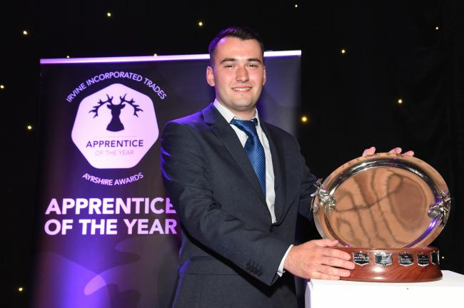 Ayrshire's top apprentices to tour Rugby Park ahead of awards night