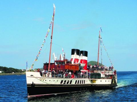 Free maritime exhibit to mark Irvine Waverley visit this weekend