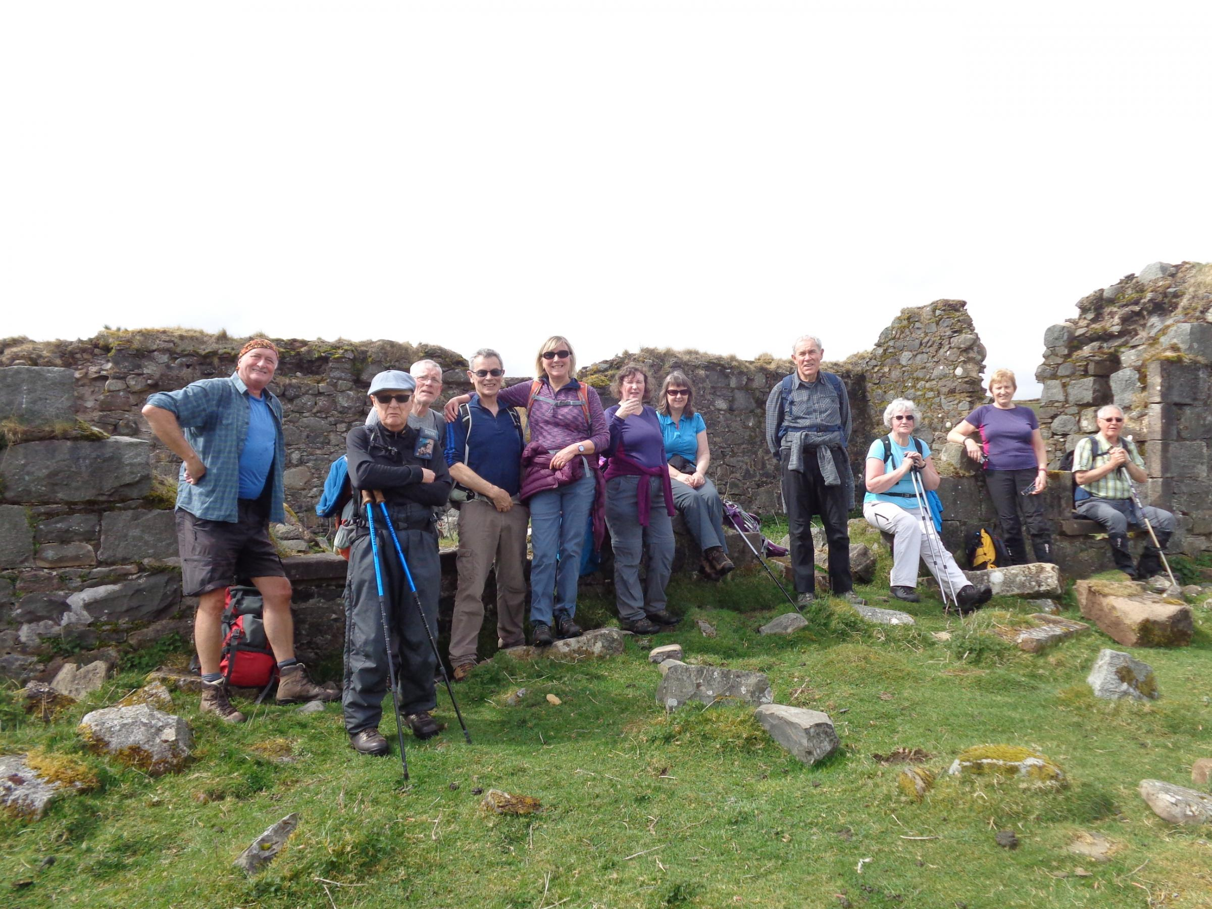 Cunninghame Ramblers taking trip to Barr