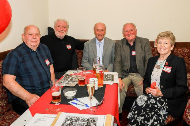 Former Bank Street pupils enjoy school reunion