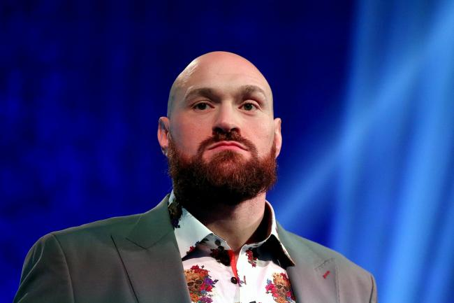 Tyson Fury claims fellow heavyweight Anthony Joshua is